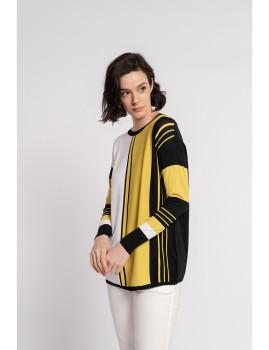 imagem de Camisola Senhora Amarelo2