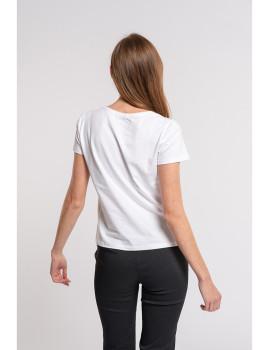 imagem de T-Shirt Senhora Branco3