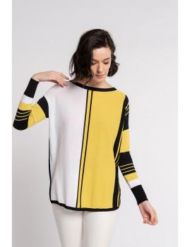 imagem de Camisola Senhora Amarelo1