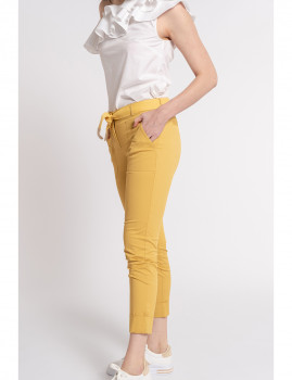 imagem de Calças Senhora Amarelo3