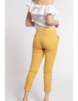 imagem de Calças Senhora Amarelo2