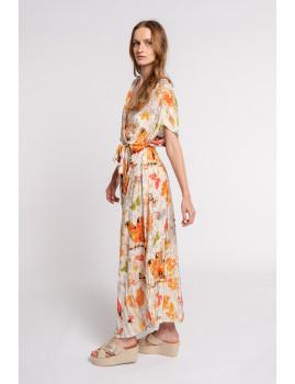 imagem de Vestido Senhora Bege2