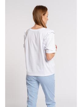 imagem de T-Shirt Senhora Branco2