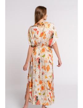 imagem de Vestido Senhora Bege3