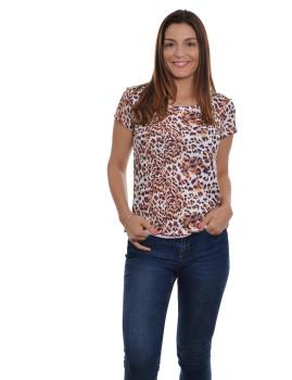 imagem de T-shirt Senhora Tigre1