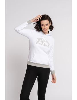 imagem de Sweater Senhora Branco1