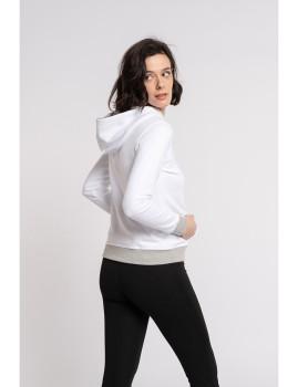 imagem de Sweater Senhora Branco2
