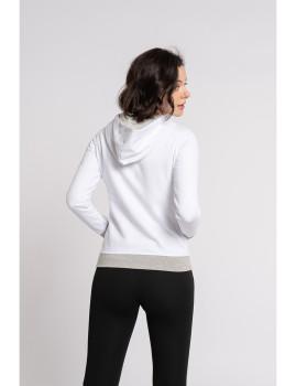 imagem de Sweater Senhora Branco3