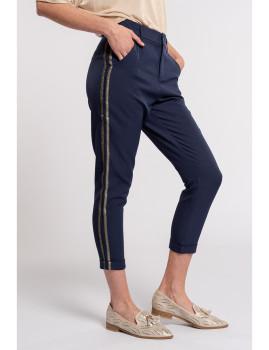 imagem de Calças Senhora Azul Marinho2