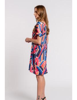 imagem de Vestido Senhora Azul2