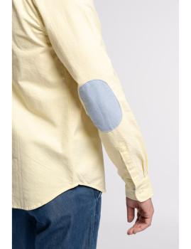 imagem de Camisa Homem Amarelo4
