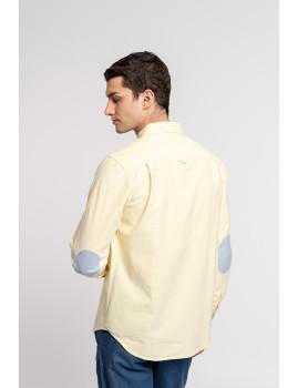 imagem de Camisa Homem Amarelo3