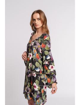 imagem de Vestido Senhora Preto2