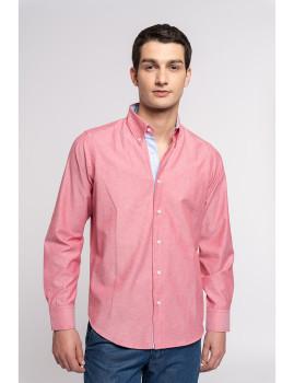 imagem de Camisa Homem Bordeaux1
