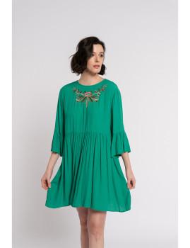 imagem de Vestido Senhora Verde1
