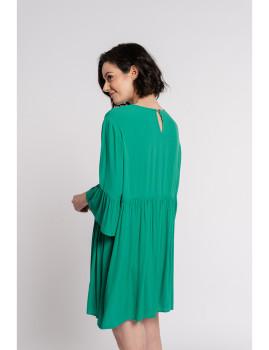 imagem de Vestido Senhora Verde3