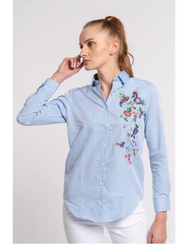 imagem de Camisa Senhora Azul2