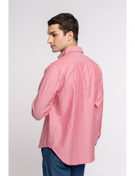 imagem de Camisa Homem Bordeaux3