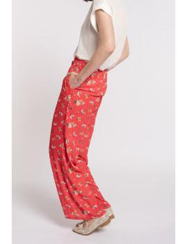 imagem de Calças Senhora Vermelho2