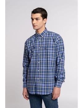 imagem de Camisa Homem Azul 1