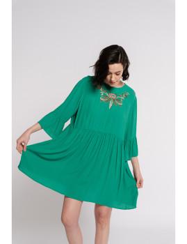 imagem de Vestido Senhora Verde2