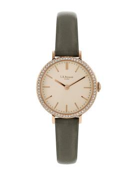 Relógio Senhora L.K.Bennett Latte
