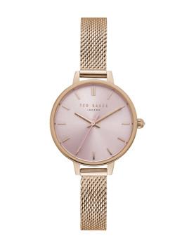 Relógio Senhora Ted Baker Rosa Dourado