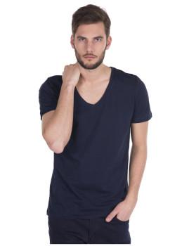 T-shirt Catch Azul Escura
