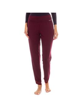 Calças de Pijama Calvin Klein de Senhora Bordô