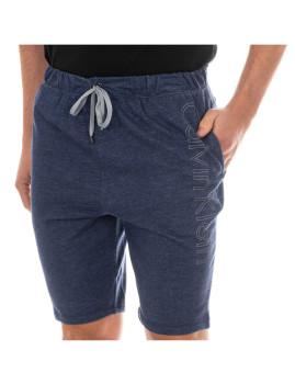 Calças de Pijama Calvin Klein de Homem Azul Marinho
