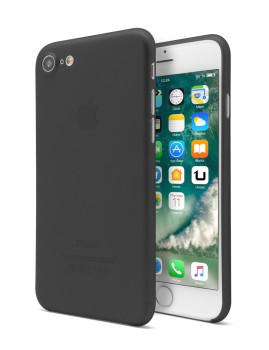 Capa Super-Slim Preta Para Iphone 7
