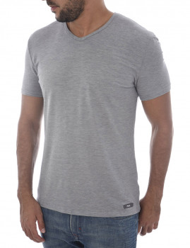 T-Shirt Fila Cinza