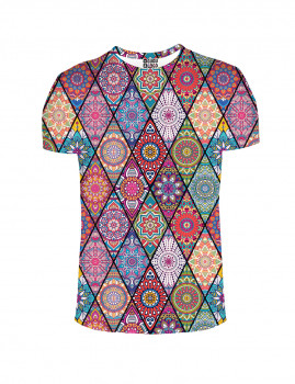 T-shirt Stained Glass