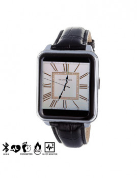 Smartwatch AkF2 com monitor cardíaco