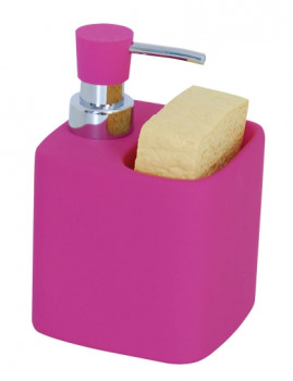 Doseador De Detergente Rosa