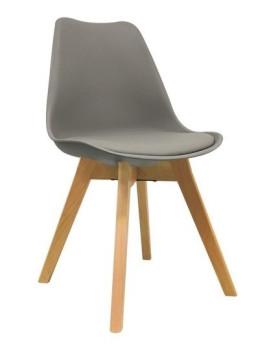 Cadeira Lulea Cinza
