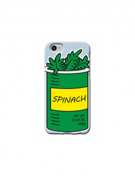 Capa Benjamins Pop Art Iphone 8/7 Spinach