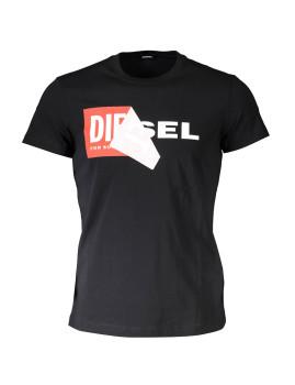 imagem de T-shirt Homem Preto1