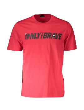 imagem de T-shirt Homem Vermelho1