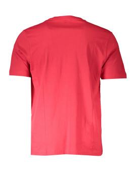 imagem de T-shirt Homem Vermelho2