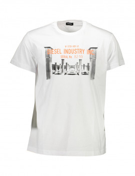 imagem de T-shirt Homem Branco1