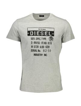 imagem de T-shirt Homem Cinza1