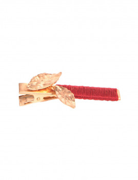 Gancho Parfois Vermelho Red Rouge