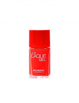 Verniz de unhas Bourjois Nails La Laque Gel #13-Reddy For Love? 10 Ml