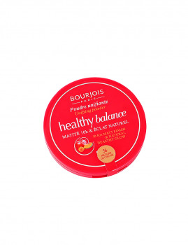 Pó compacto Bourjois Healthy Balance Unifying Powder #56-Halé Clair 9 Gr