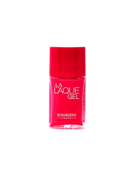 Verniz de unhas Bourjois Nails La Laque Gel #06-Fuchsiao Bella 10 Ml