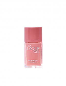 Verniz de unhas Bourjois Nails La Laque Gel #26-Pink Twice 10 Ml
