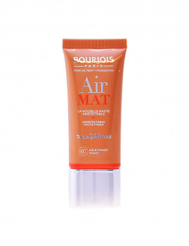 Base de Maquilhagem Bourjois Air Mat Fond De Teint 24H #07-Toast 30 Ml
