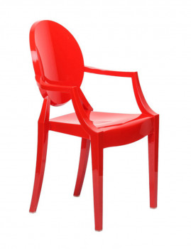 imagem de Cadeira Valentina (pack de 4) em policarbonato1