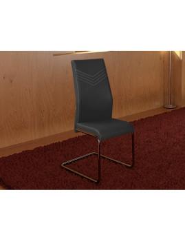 imagem de Pack 4 Cadeiras Pretty Cinza1